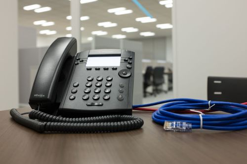 Photo - IP Desk Phone